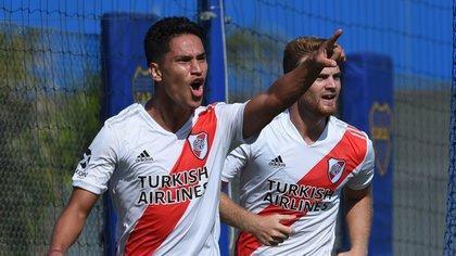 El colombiano que sería la nueva joya de River Plate: Flabian Londoño