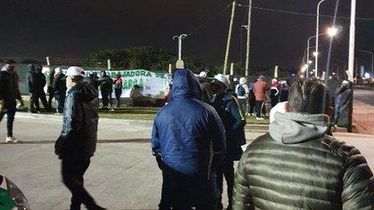 Palazzo no opinó sobre el bloqueo de Camioneros a Mercado Libre