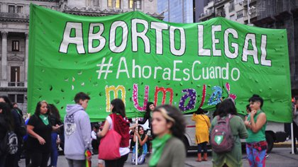Más de 60 países, la mayoría de ellos ubicados en el mundo desarrollado, brindan acceso legal y seguridad a interrupciones voluntarias de embarazos (Patricio Murphy)