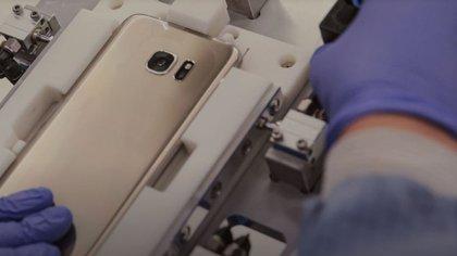 Mirgor fabrica móviles Samsung