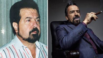 Gilberto Rodríguez Orejuela, líder del cartel de Cali, retratado en la última temporada de Narcos
