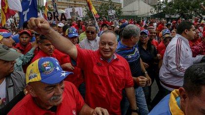 Diosdado Cabello (EFE)