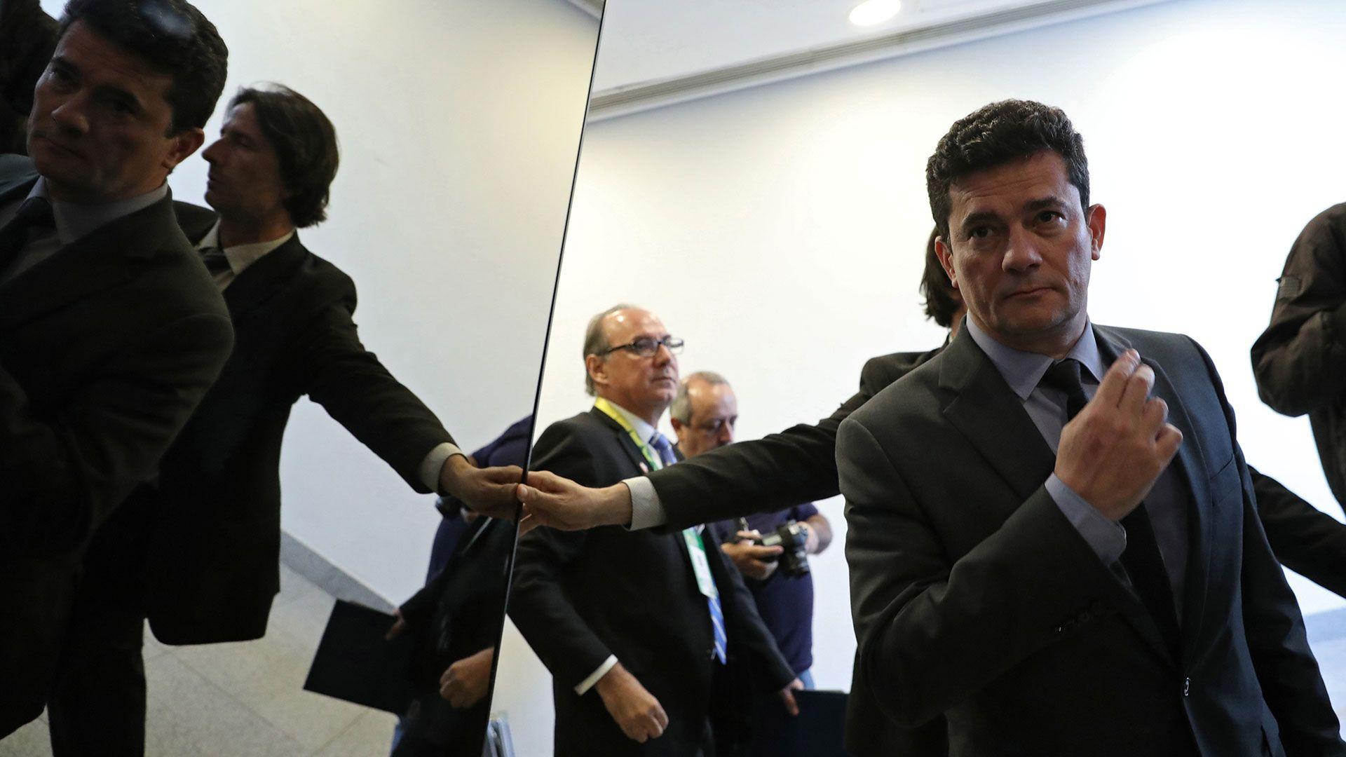 Sergio Moro (Reuters)
