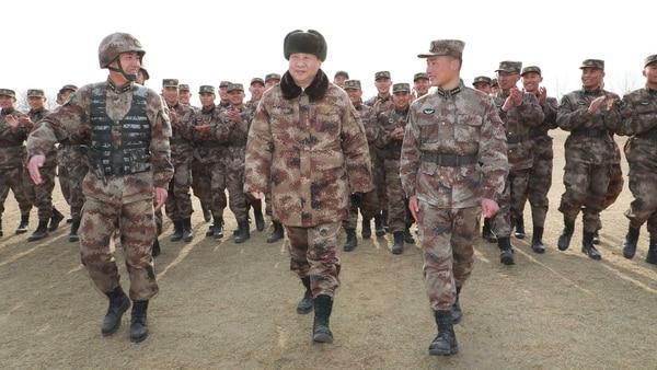 Xi pidió no tener miedo a la muerte y estar preparados para la guerra (The Grosby Group)