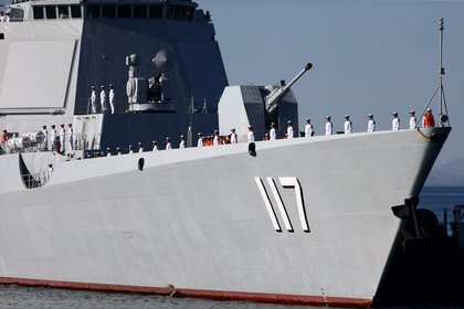 El régimen chino ha incrementado su presencia en aguas disputadas con sus vecinos regionales (Reuters)