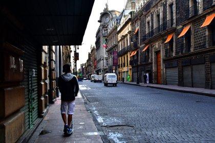 La recuperación económica para México no será un proceso sencillo, de acuerdo con estimaciones de BBVA (Foto:EFE/Jorge Núñez)