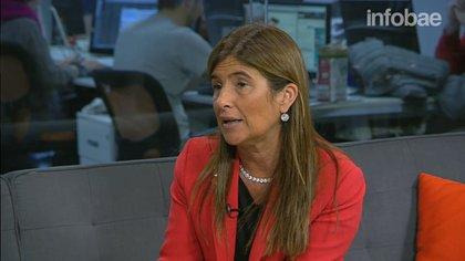 Mariel Fornoni, titular de la consultora Management & Fit.