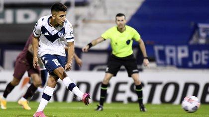 Vélez Liga de Quito por Copa Libertadores
