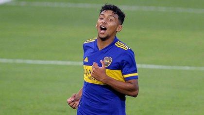 El apodo que los colombianos del plantel de Boca le pusieron a una de las jóvenes figuras por su parecido con una estrella internacional