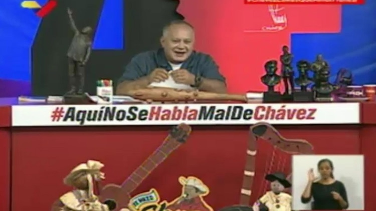 Diosdado Cabello habló sobre el intento de asesinato de Juan Guaidó