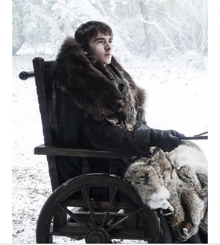 Bran Stark, el nuevo rey