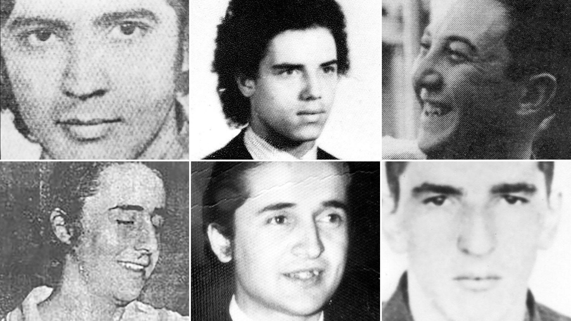 Conscriptos desaparecidos