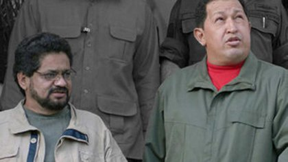 Hugo Chávez le dio beligerancia a las FARC