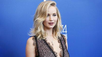 Jennifer Lawrence (Crédito: Shutterstock)