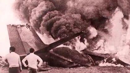 Uno de los atentados de Montoneros en la década del 70: la Operación Gardel, que derribó un avión que llevaba 114 gendarmes a bordo