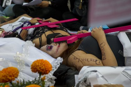 La joven fue reportada como desaparecida el pasado 7 de noviembre (Foto: AFP)