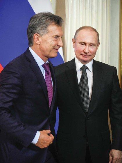 Rusia aportará su know-how para la explotación sustentable de minas de uranio en nuestro país. Foto: AFP.