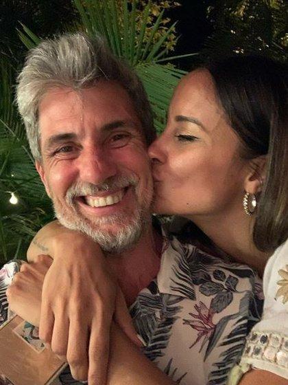 El Chato Prada dedicó un posteo personal a Lourdes Sánchez por el 2020 (Foto: Instagram)