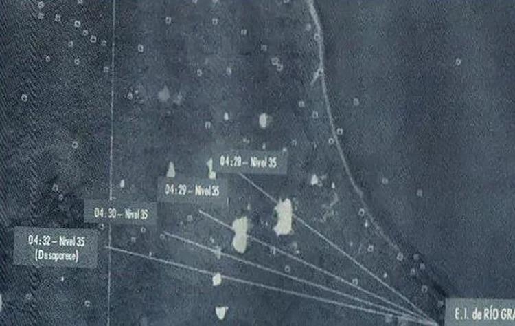 Radar argentina-Operacion MIkado-Dum Pluff-Malvinas