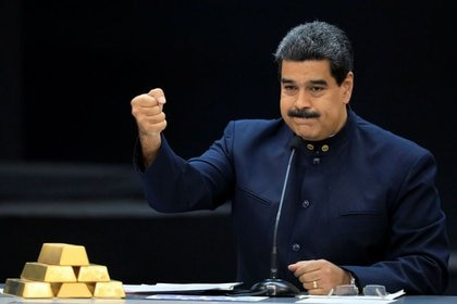 Nicolás Maduro.  Foto: REUTERS / Marco Bello