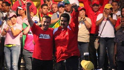 Nicolás Maduro designó a Tareck El Aissami como su nuevo vicepresidente