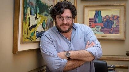 Pablo Avelluto (Foto: Martín Rosenzveig)