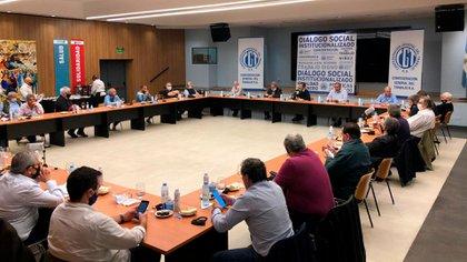 La CGT acordó que se reunirá cada 30 días para avanzar hacia la unidad sindical