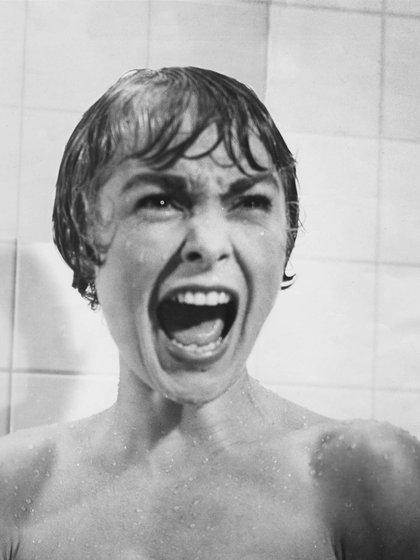 Janet Leigh en Psicosis, deAlfredHitchcock (Foto:Shutterstock)