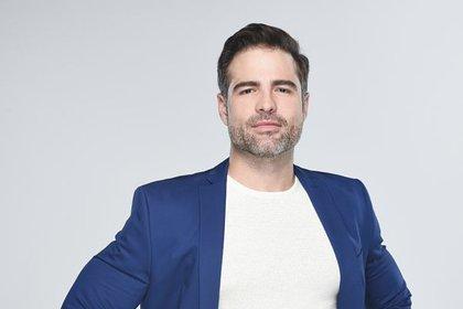 Roberto Manrique dejó la actuación por la ecología. Foto cortesía Caracol Televisión.