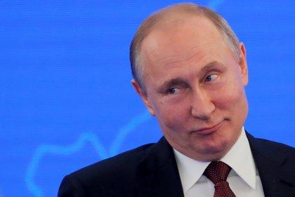 El presidente de Rusia, Vladimir Putin, dejará el Kremlin en 2024. (REUTERS/Maxim Shemetov)