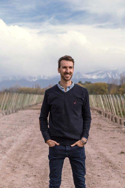 Santiago Mayorga - Enólogo Cadus Wines y Nieto Senetiner
