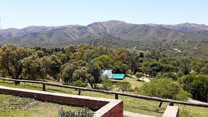 El hecho ocurrió en una parrilla situada en la localidad de Huerta Grande (turismocordoba.com.ar)