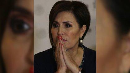 Por la Estafa Maestra Rosario Robles está en prisión (Foto: Cuartoscuro)