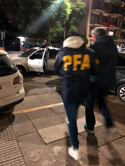 La detención de Jorge Pinzetta, director médico del Centro de Salud Norte, el jueves pasado