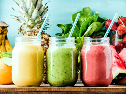 Los jugos y licuados con ingredientes orgánicos ayudan a mejorar la salud de la piel (Getty Images)