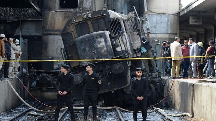 (Photo by Mohamed el-Shahed / AFP)