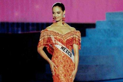 Lupita se coronó como Miss Universo a los 23 años (Instagram: lupjones)