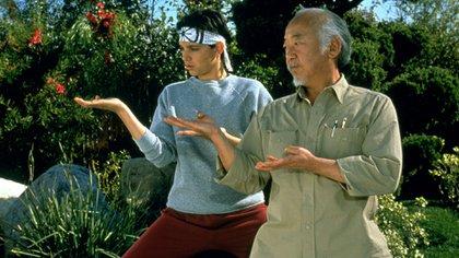 Un gran inconveniente para los castings era que a Morita, todo lo referido al karate le era ajeno. Su desconocimiento sobre el arte marcial era absoluto.