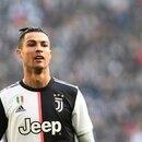 Imagen de archivo del delantero portugués Cristiano Ronaldo de la Juventus en un partido contra la Fiorentina por la Serie A del fútbol italiano en el Estadio Allianz de Turín, Italia. 2 de febrero, 2020. REUTERS/Massimo Pinca