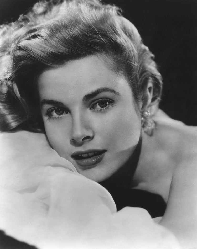 Grace Kelly (Shutterstock)