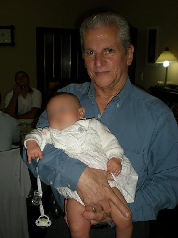 Roberto Rosano, empresario jubilado