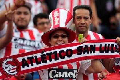Atlético San Luis aún deberá jugar tres jornadas y buscará sumar los nueve puntos para lograr el repechaje (Foto: Henry Romero/REUTERS)