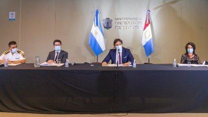 La Comisión de Trabajo Interinstitucional de Estandarización de Actuaciones Policiales presentó el Protocolo de Actuación Policial Para Uso Legal y Racional de la Fuerza en Córdoba