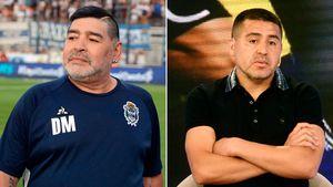 La verdadera historia de por qué Maradona no es un superhéroe para Riquelme