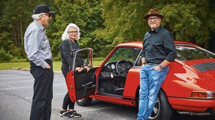 La familia Ingram ya cuenta con más de 80 modelos de Porsche (Porsche)