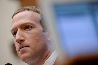 Mark Zuckerberg, fundador y CEO de Facebook (REUTERS/Erin Scott)
