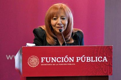 Rosario Piedra, titular de la Comisión Nacional de los Derechos Humanos (CNDH (Foto: Archivo)