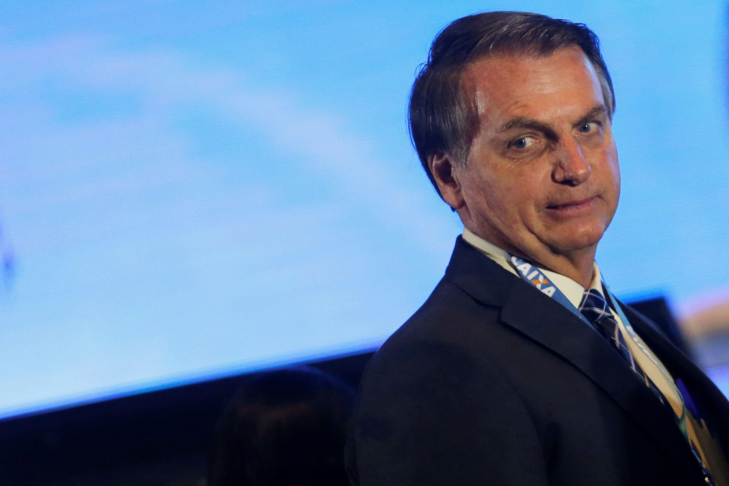 Jair Bolsonaro, presidente de Brasil desde el 1 de enero de 2019 (REUTERS/Adriano Machado)