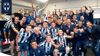 Rayados de Monterrey será el rival de América en la final por el título (Foto: Twitter@Rayados)