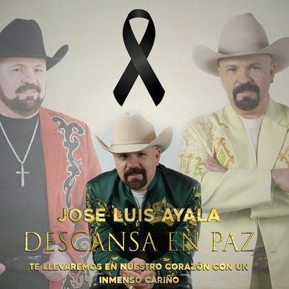 Ramón Ayala pidió oraciones para que su hermano descanse en paz (Foto: Facebook@iamramonayala)